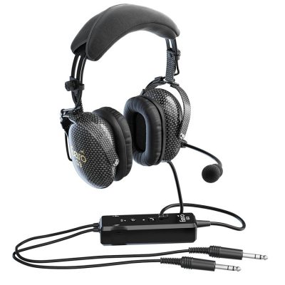 G3 ANR Carbon Fiber Headset (Active)-362