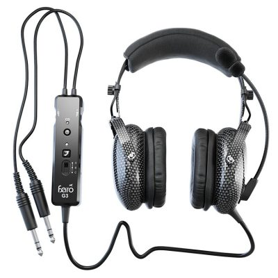 G3 ANR Carbon Fiber Headset (Active)-361